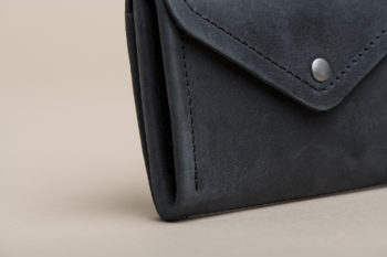 k | rosenberg | collection | wallet | small black